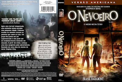 Filme O Nevoeiro ( The Mist ) DVD