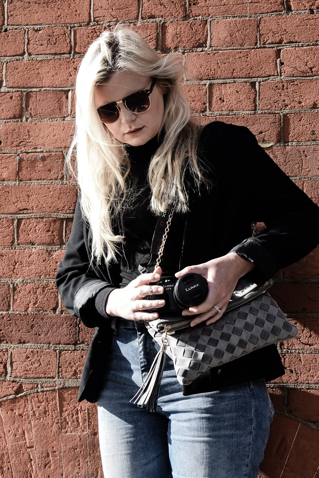 Claire Durrant London Hipster Style