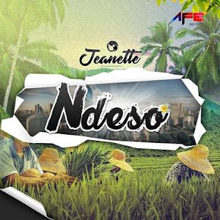 Lirik Lagu Jeanette - Ndeso