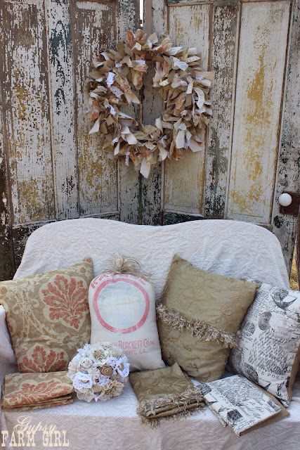 French Country Pillows