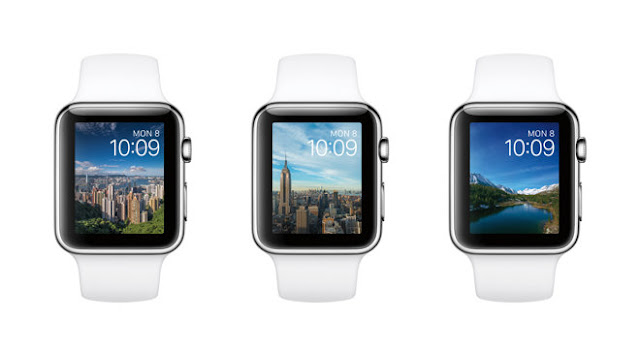 Novo modelo do Apple Watch a caminho para 2016