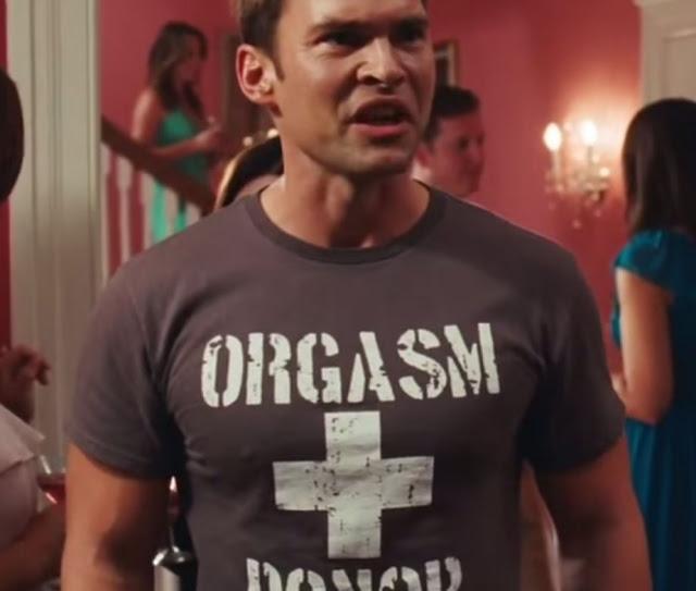 Orgasm Donor t-shirt Steve Stifler American Pie. PYGear.com