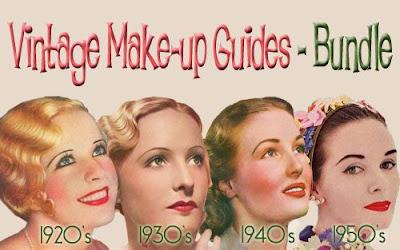 http://lakaysha.blogspot.com/2016/09/vintage-makeup.html