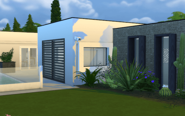 download house Sims 4