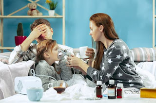Penyakit Flu Dan Pilek Pada Anak