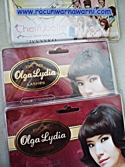 Bulu Mata Olga Lydia