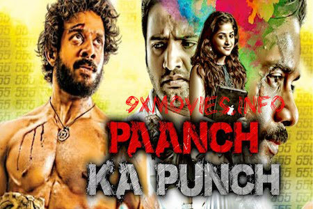 Paanch Ka Punch 2018 Hindi Dubbed 720p HDRip 850mb