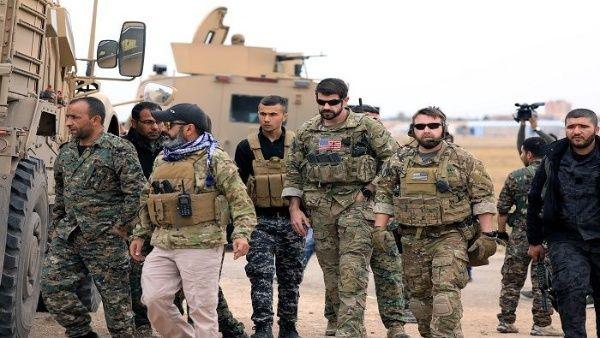 Rusia no ve pasos hacia retirada de tropas de EE.UU. en Siria