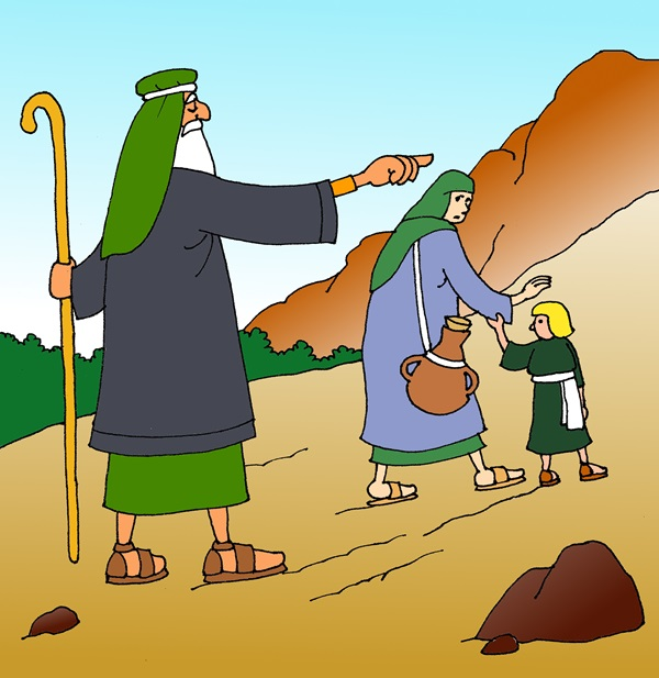 free christian clip art abraham - photo #8
