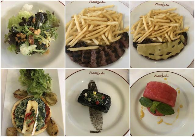 Onde comer em Campinas? L´Entrecôte de Paris