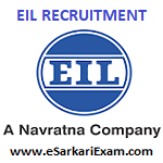 EIL Piping Stress Engineer Recruitment
