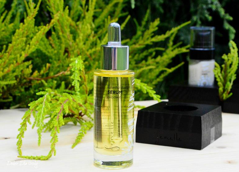 Senelle Cosmetics Rewitalizujące serum olejowe - recenzja