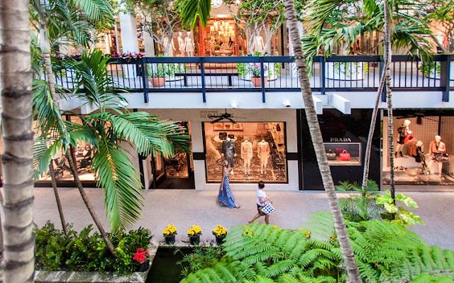 Outlets e shoppings em Miami