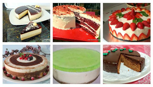 tartas para enamorar