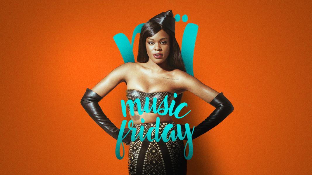 Uma playlist pra que você saiba quais são os lançamentos indispensáveis da semana.