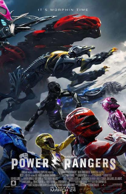 Power Rangers พาวเวอร์เรนเจอร์ส