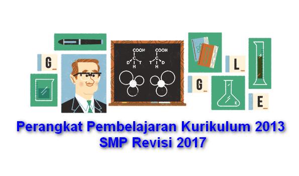 Perangkat Pembelajaran Kurikulum 2013 Smp Revisi 2017 Wikipedia Pendidikan