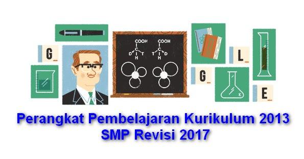 Perangkat Pembelajaran Kurikulum 2013 Smp Revisi 2017 Sman 1 Tumijajar