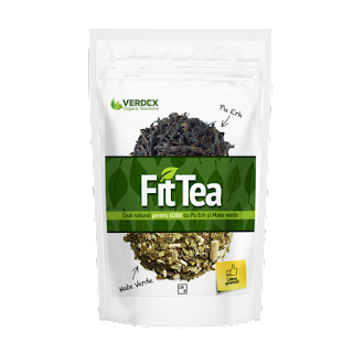 Cel mai nou ceai de slabit Fit Tea