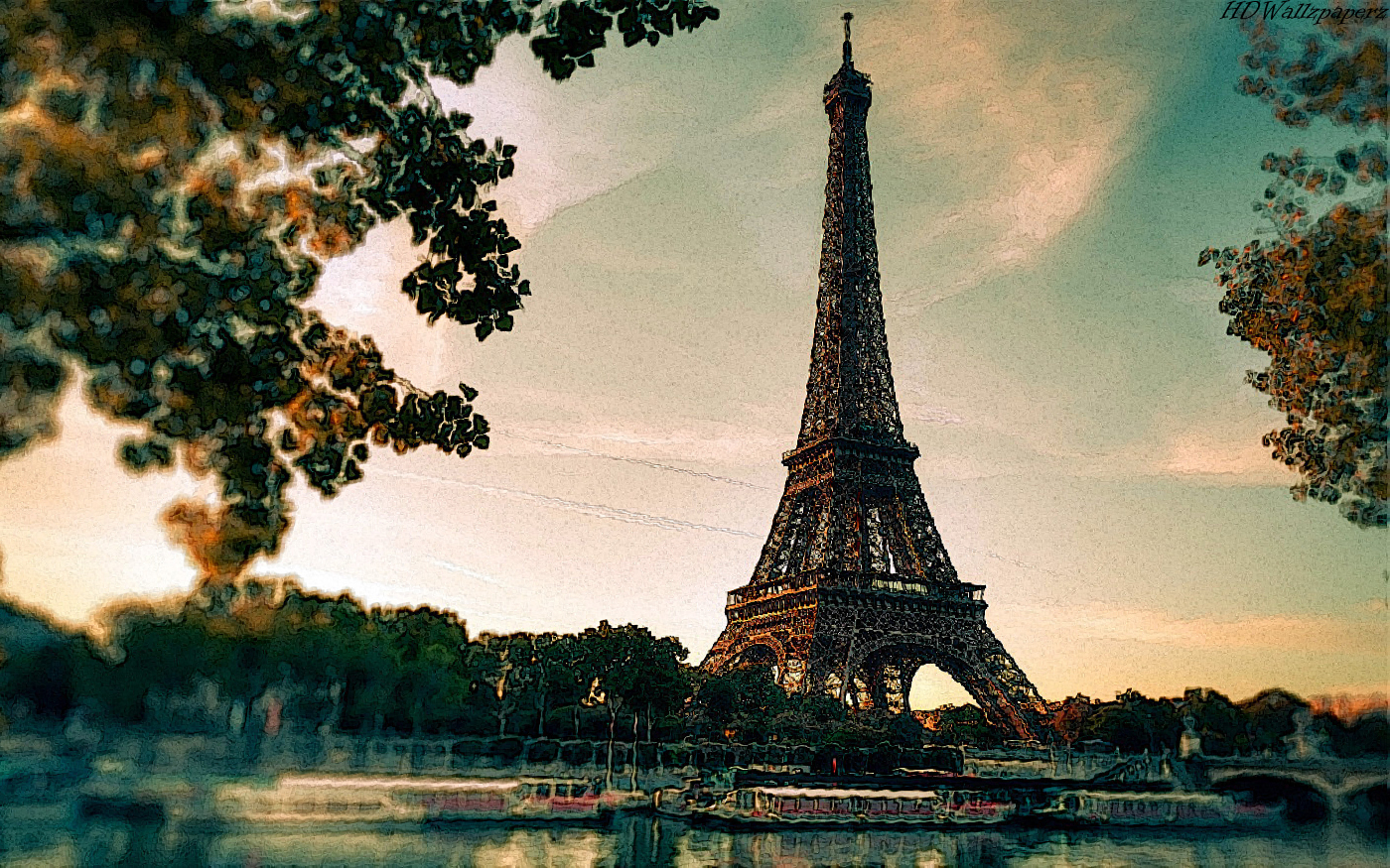 Eiffel Tower Hd Images 04547: HD Wallpapers