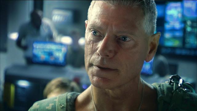 Stephen Lang  como vilão em Avatar
