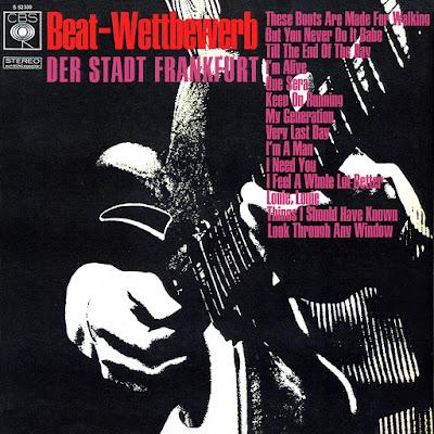VA - Beat-Wettbewerb der Stadt Frankfurt (1967)