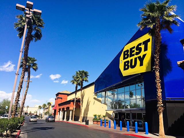 Dicas de Las Vegas: Compras de Eletrônicos