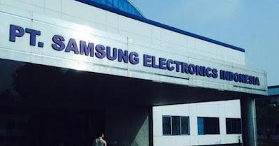 PT SAMSUNG ELECTRONICS INDONESIA MENERIMA KARYAWAN BARU TERSEDIA 8 POSISI PENERIMAAN SELURUH INDONESIA