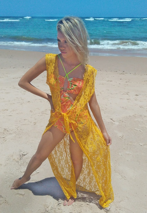 Moda praia - Loja Cristal