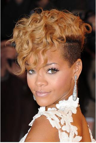rachael beauty // hair stylist beautiful rihanna