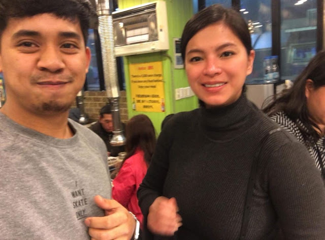 Angel Locsin's Humble Side Once Again Witnessed By Her Fans In South Korea!