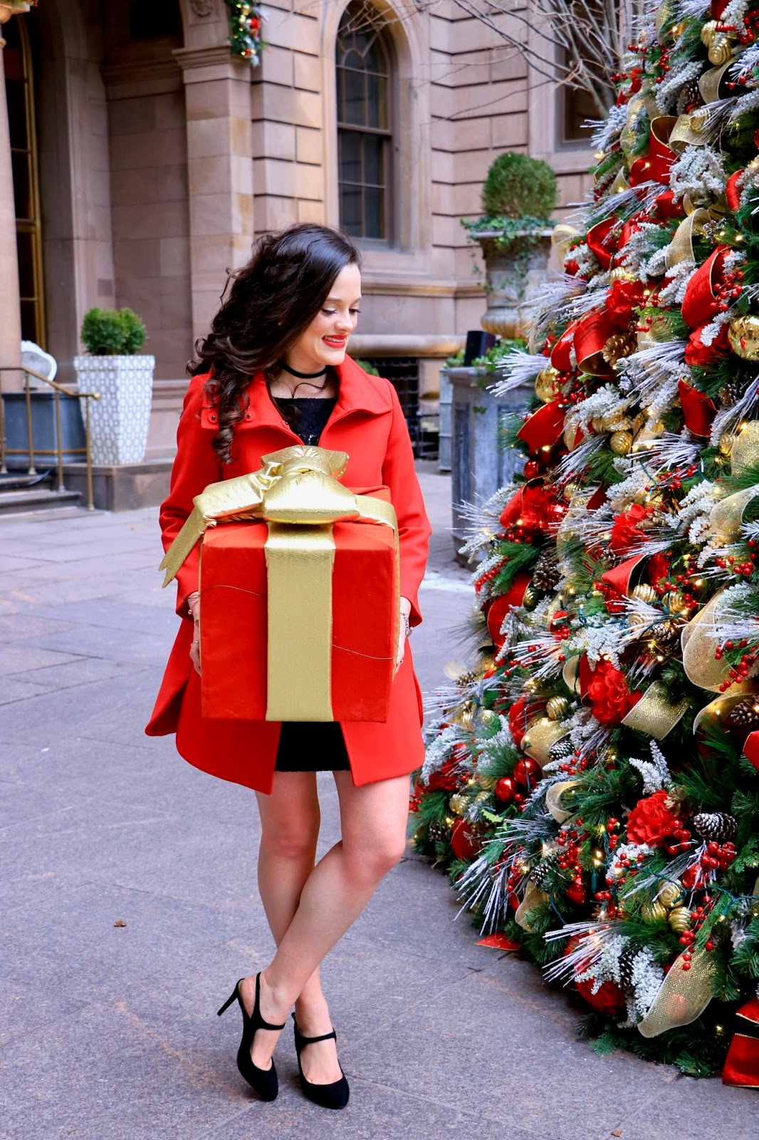 holiday fashion blog pics