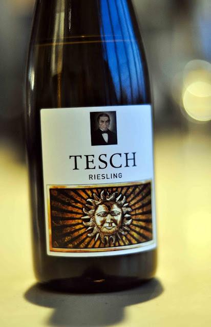 Riesling Sonne aus dem Weingut Tesch