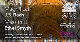 London Oriana Choir - Ethel Smyth mass in D