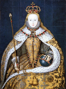 Elizabeth I took the throne #OTD in 1558