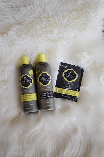 Hask Charcoal Hair Care