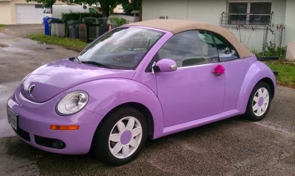 2007 New Beetle Convertible