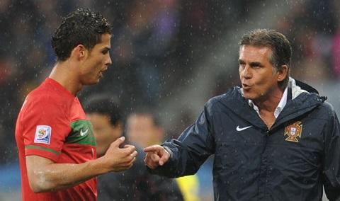 Iran được dẫn dắt bởi một người Bồ Đào Nha và dĩ nhiên rất hiểu Ronaldo