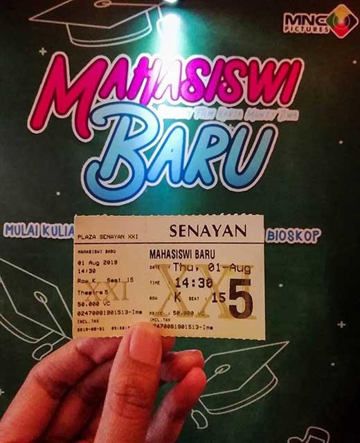 Film Mahasiswi Baru Tawarkan Genre Komedi Bioskop CGV XXI Premiere Indonesia