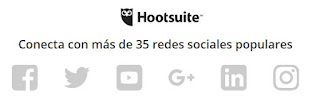Hootsuite - herramienta Redes sociales