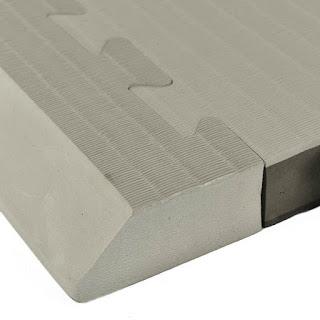 Greatmats Foam Grappling Tile Beveled Edge