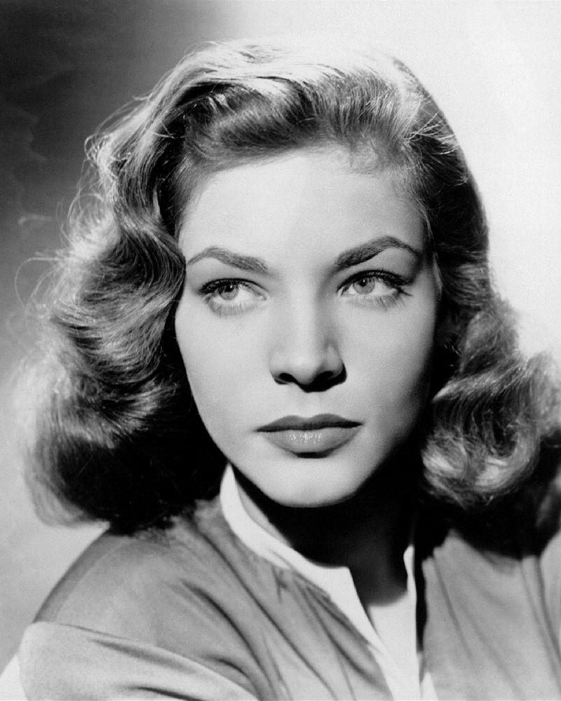Film Noir Photos: Tracking with Closeups: Lauren Bacall Lauren Bacall Movies