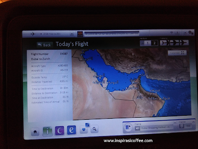 Penerbangan Dubai Zurich dengan Emirates