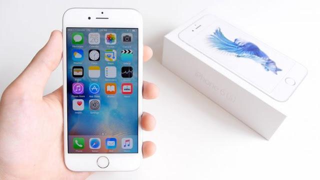 Usan truco con arcilla para obtener un iPhone 6S nuevo
