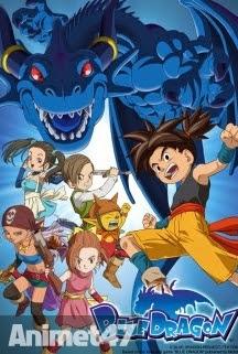 Blue Dragon VietSub - Hoạt Hình Rồng Xanh 2007 Poster