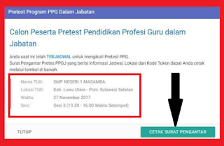 gambar cara cetak surat ppg di sim pkb