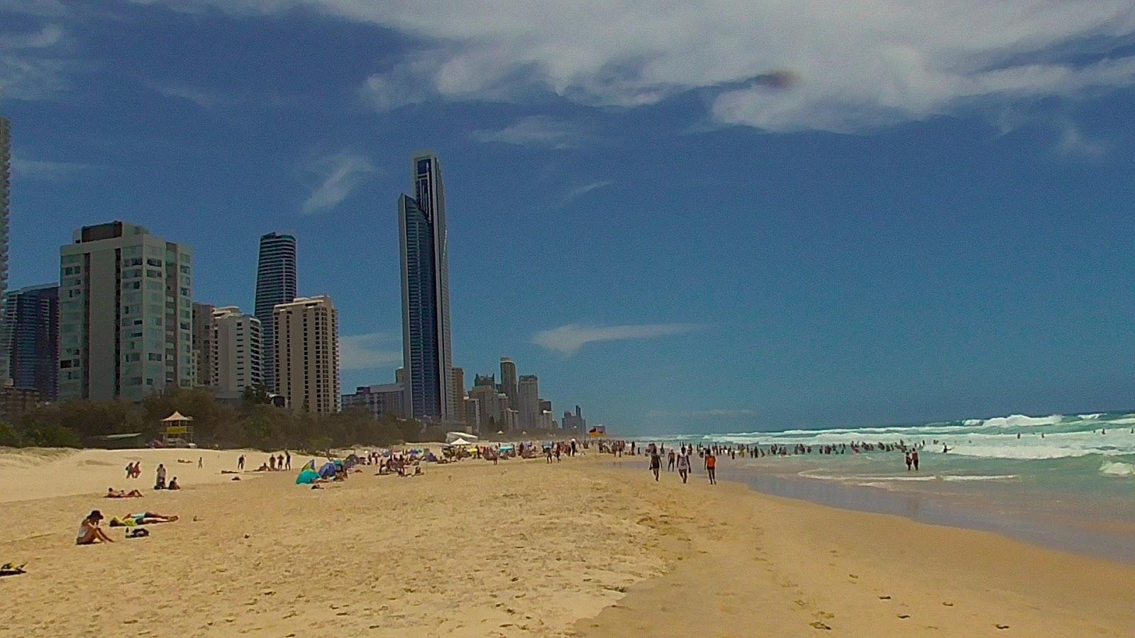 Surfers Paradise Beach Aussietrek Gold Coast