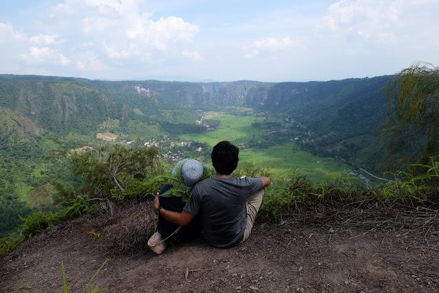 gambar lembah harau