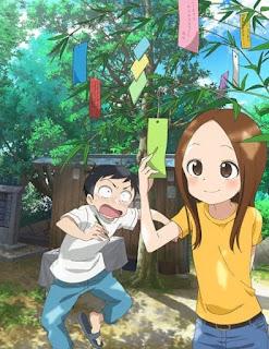 تقرير أنمي سيد الدعابة تاكاجي-سان Karakai Jouzu no Takagi-san 2 الموسم الثاني