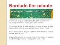 http://www.patronycostura.com/2017/03/flor-minuto-y-punto-smock.html